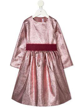 Il Gufo декорированное платье A19VL349N0062