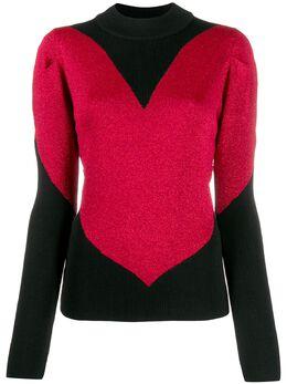GCDS трикотажный свитер FW20W020045