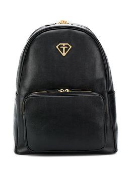Gallucci Kids фактурный рюкзак с логотипом GGG002