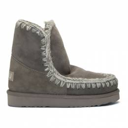 Mou Grey 18 Ankle Boots MU.FW101001A