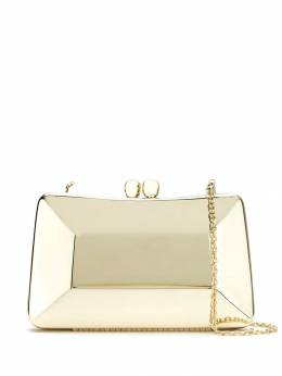 Serpui metallic clutch 7032CECILIA