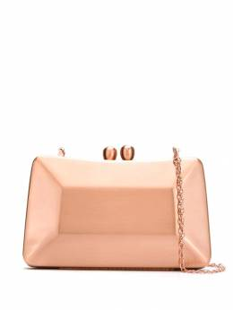 Serpui metallic clutch 7035CECILIA