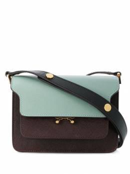 Marni маленькая сумка на плечо 'Trunks' SBMPS01U25LV520