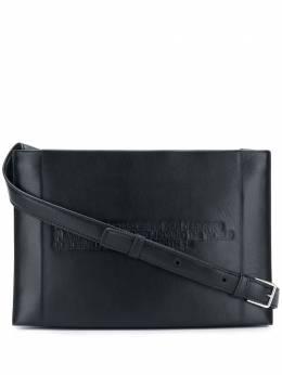 Calvin Klein 205W39nyc embossed crossbody bag 83WLBA15T025P