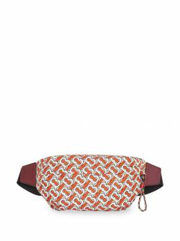 Burberry поясная сумка с монограммой 8010744