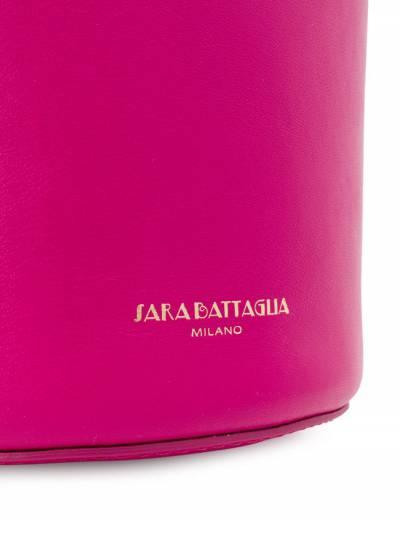 Sara Battaglia сумка-ведро с логотипом BO4179SB0142 - 4