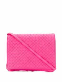 Bottega Veneta плетеная сумка через плечо 570183V0016