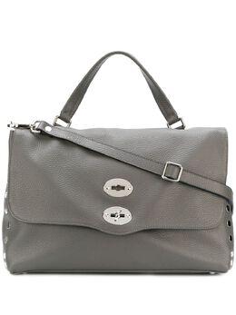 Zanellato studded tote bag 613118