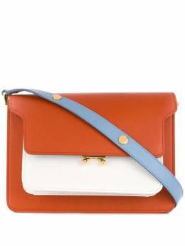 Marni сумка на плечо 'Trunk' SBMPN09U27LV520
