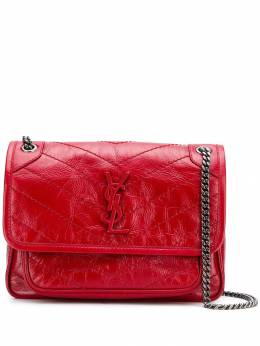 Saint Laurent мини-сумка на плечо Niki 5330370EN04