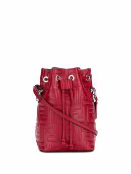 Fendi мини-сумка-ведро 'Mon Tresor' 8BS010A3ZG