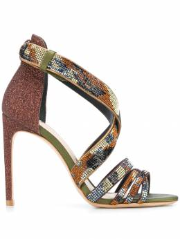 Sophia Webster crystal-embellished sandals SAM19001