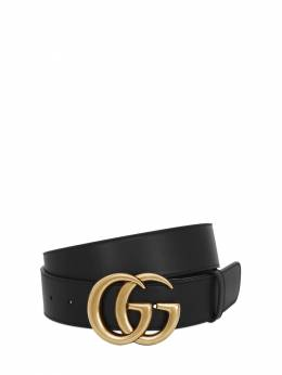 Кожаный Ремень Gg 40мм Gucci 70IXQC011-MTAwMA2