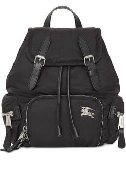 Burberry нейлоновый рюкзак с ремнем через плечо 8006716