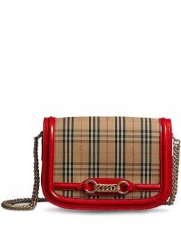 Burberry сумка на плечо в клетку 'The 1983 Check Link' 3900452