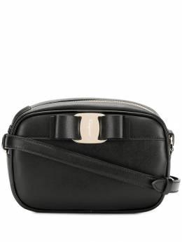 Salvatore Ferragamo сумка через плечо с бантом Vara 706502