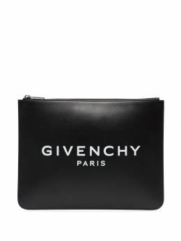Givenchy клатч с логотипом BK600JK0AC