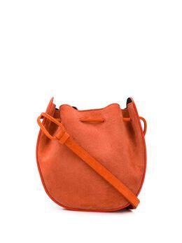 Rebecca Minkoff сумка-ведро с ремнем через плечо HH18ESUX13HBR2
