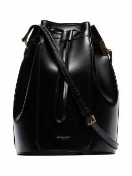 Saint Laurent сумка-ведро Talitha среднего размера 5542420SX0W