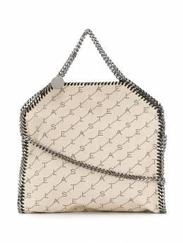 Stella McCartney сумка-тоут Falabella с монограммой 234387W8467