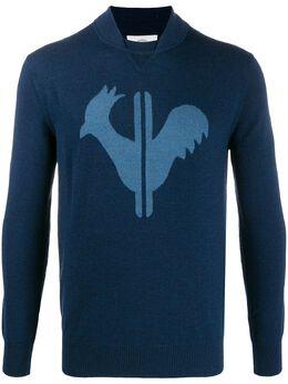 Rossignol свитер Classique с круглым вырезом RLIMO15