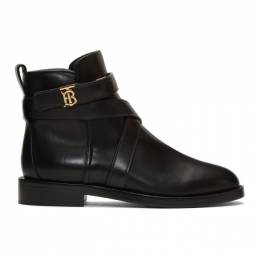 Burberry Black Pryle TB Boots 8019269
