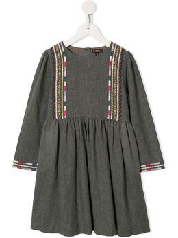 Velveteen платье Claudia A19G07023
