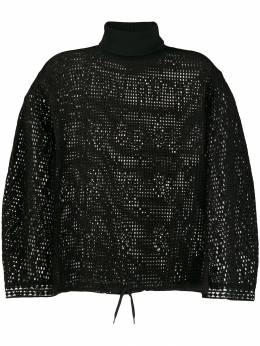 See By Chloe cage mesh knit jumper CHS19WJH27092