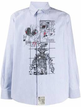 Aries рубашка с графичным принтом FQAR40211