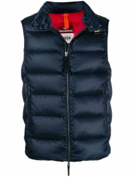 Parajumpers zipped padded gilet PMJCKSX01