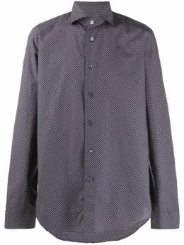 Dell'oglio рубашка с графичным принтом BAC46S7UCC0529HG1