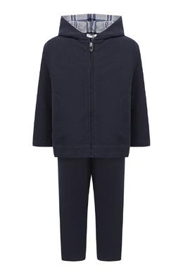 Синий спортивный костюм Il Gufo 1205153626