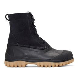 Diemme Black Anatra Boots DI1709AN01