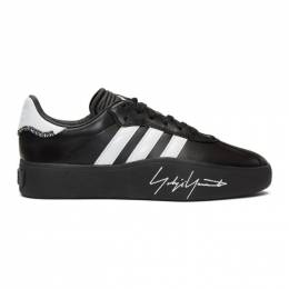Y-3 Black Tangutsu Football Sneakers EF2616
