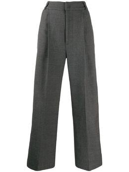 Mira Mikati укороченные брюки широкого кроя TRS021AAW19M