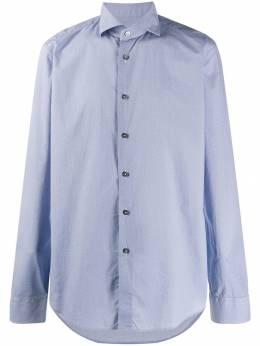 Dell'oglio рубашка в мелкую точку BAC46S7UCC0528HG1