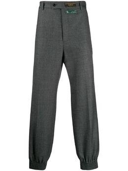 Gucci брюки с эластичными манжетами 595486ZACFM