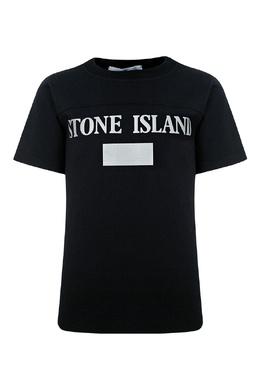 "Черная футболка ""Stone Island"" Stone Island Kids 1329153160"