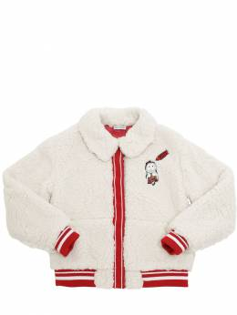 Куртка Из Искусственной Овчины Dolce&Gabbana 70IIKH059-VzAxMTE1