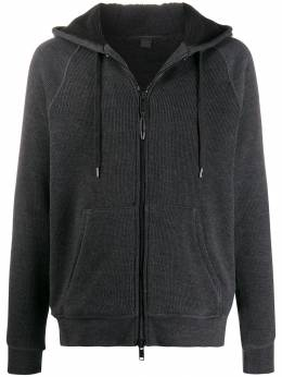 John Varvatos трикотажная куртка с капюшоном K617V3BBKT7B