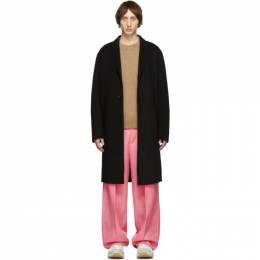 Acne Studios Black Wool Coat B90195