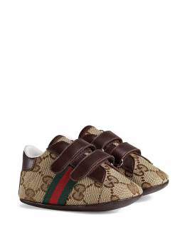 Gucci Kids Baby Original GG sneaker with Web 502051KY920