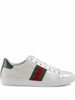 Gucci кроссовки Ace 387993A3830