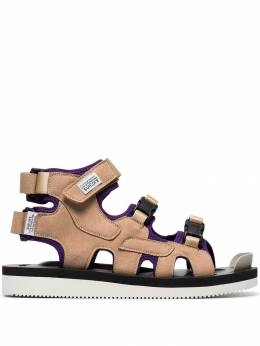 Suicoke сандалии BOAK-V с пряжкой OG086VBOAK