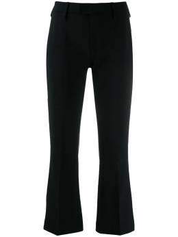 Dondup расклешенные брюки строгого кроя DP391TS0009XXXPDD