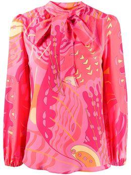 Rixo блузка Taylor MOSS