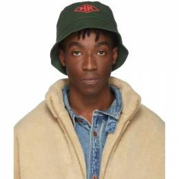 Han Kjobenhavn Green HK Bucket Hat A-120007