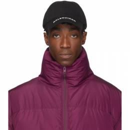 Balenciaga Black Logo Hat 192342M13900501GB