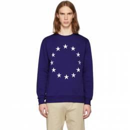 Etudes Blue Story Europa Sweatshirt E14B-117-03