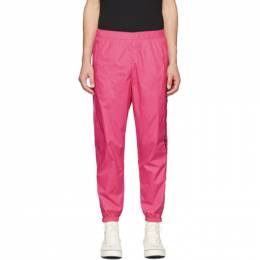 Opening Ceremony SSENSE Exclusive Pink Logo Track Pants F19ABH23015